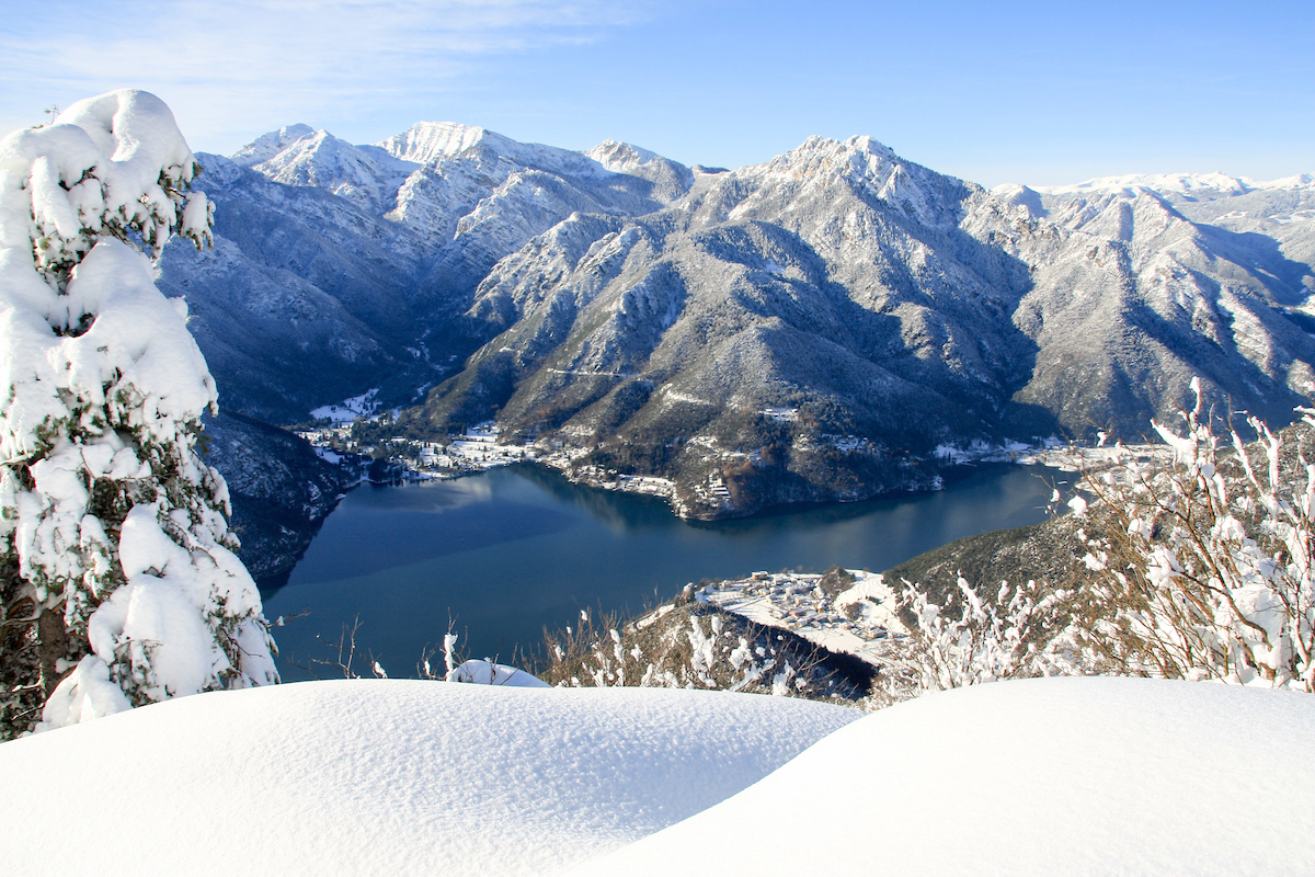 Five things to do in winter in Valle di Ledro