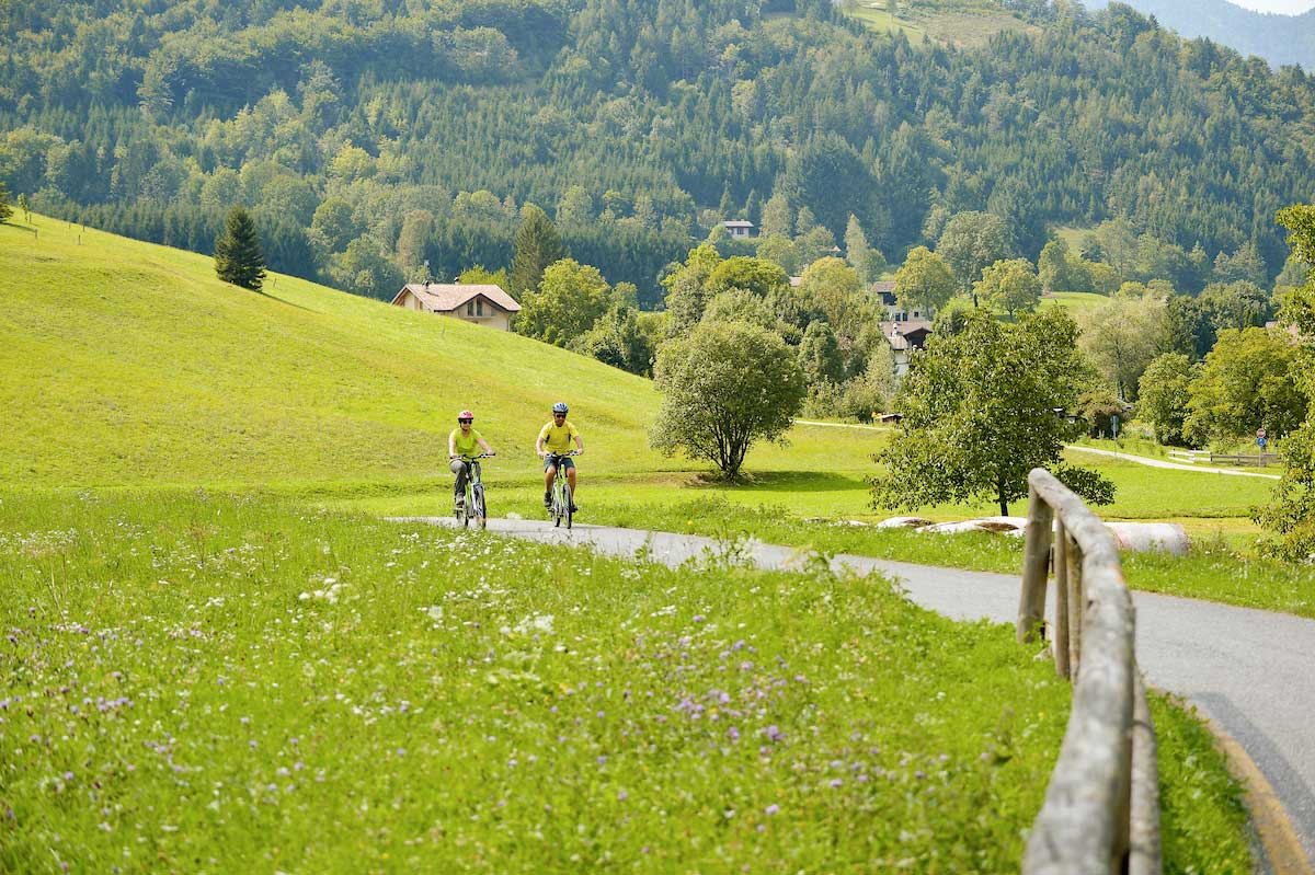 Remise en forme in Valle di Ledro. Let nature reawaken you!